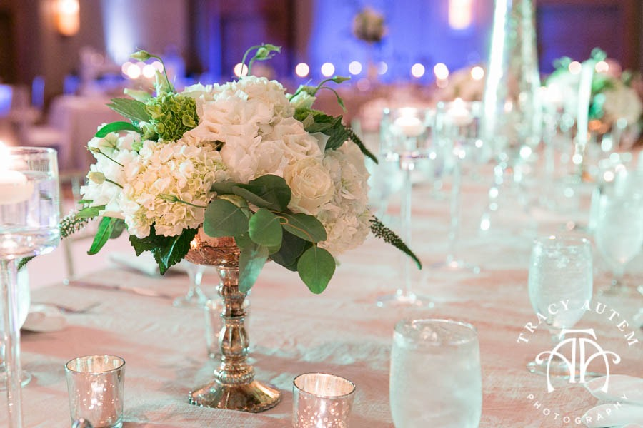 Jason Katie Wedding Details Dress Hydrangeas White Flowers Ideas Invitations Omni Hotel St. Patricks Cathedral Catholic Ceremony Fort Worth Downtown Tracy Autem Photography-0034