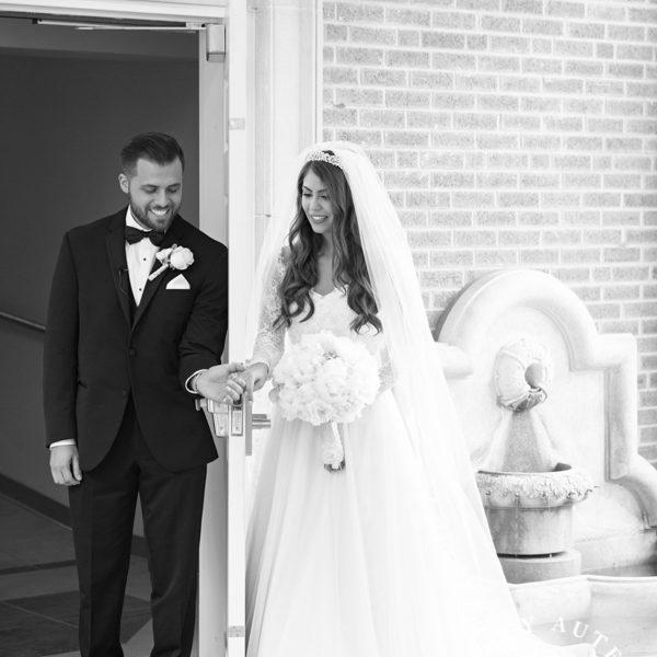 Marysa & James - Wedding Ceremony at Robert Carr Chapel