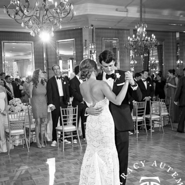 Sarah & David - Wedding Reception at City Club