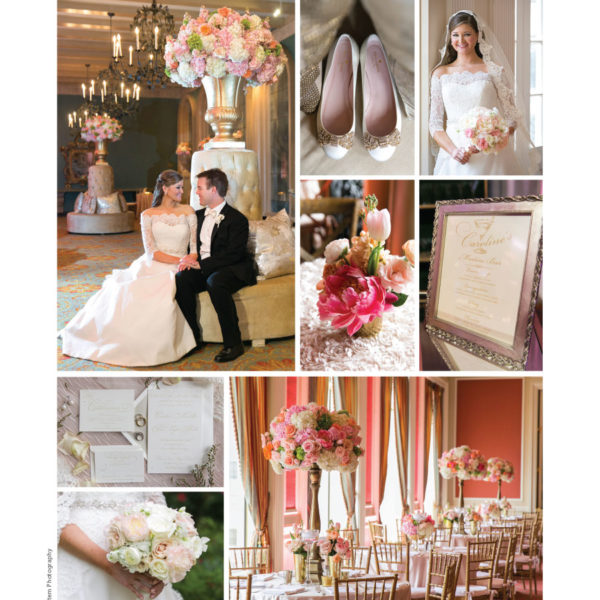 Published in Brides of North Texas Magazine