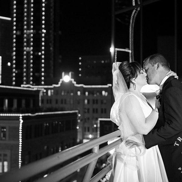 Charissa & Damon - Wedding Ceremony & Reception at City Club Fort Worth