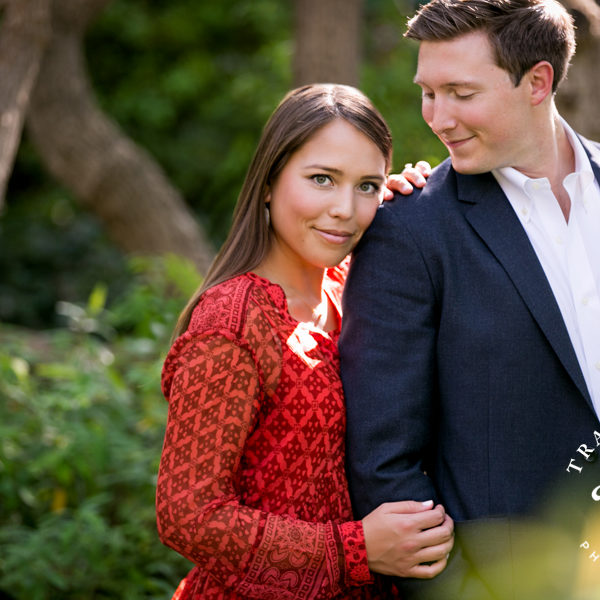 Bethany & Tyler - Engagement Photos at Dallas Arboretum & White Rock Lake