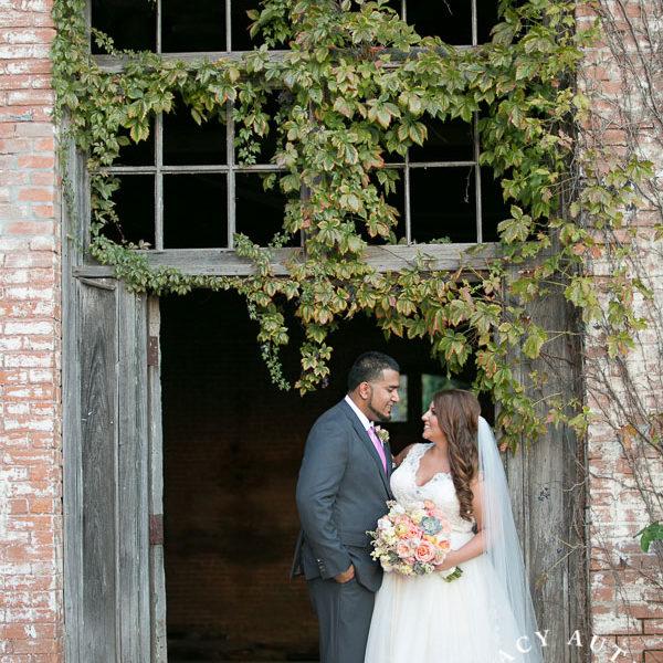 Britny & Aman - Wedding Reception at Mckinney Cotton Mill
