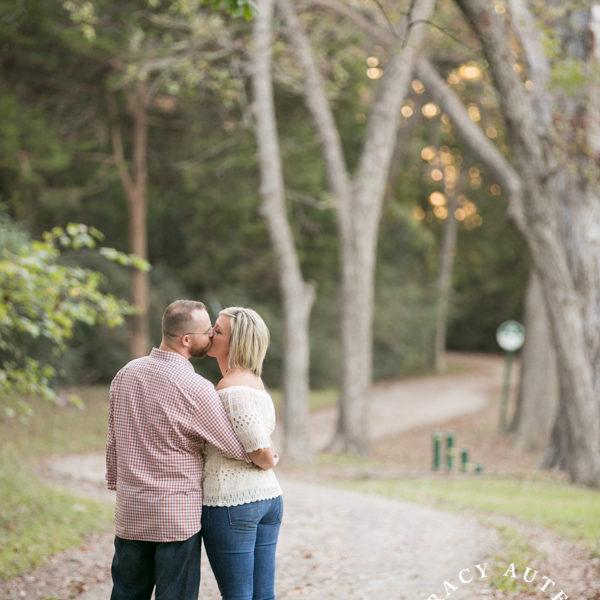 Jennifer & Stephen - Engagement Portraits at Winspear Opera House & White Rock Lake