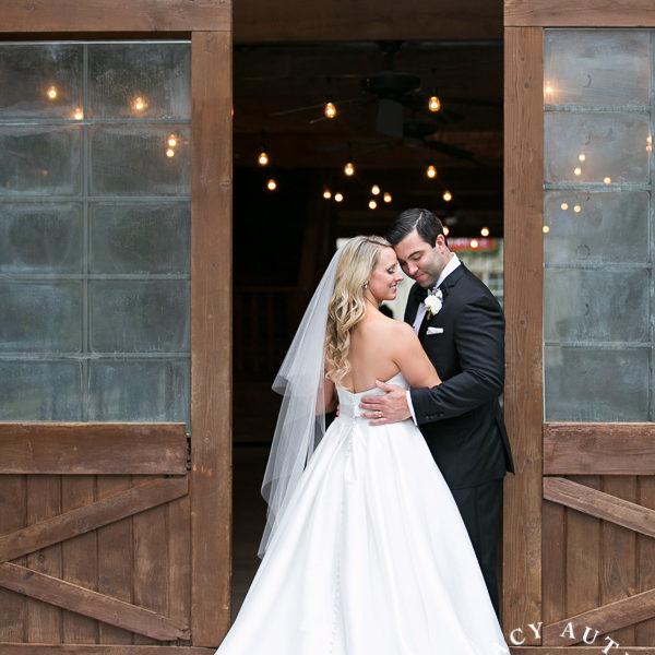 Laura & David - Wedding Portraits at Classic Oaks Ranch