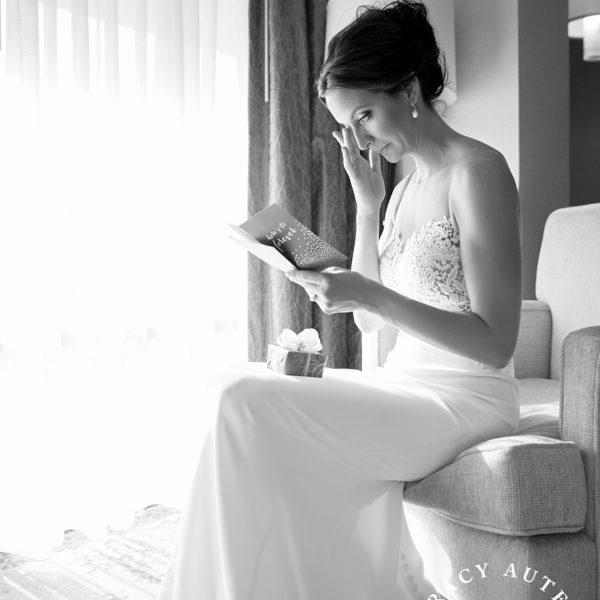Caitlin & Jordan - Wedding Day Preparations