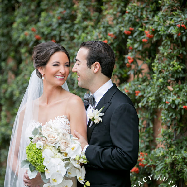 Caitlin & Jordan - First Look & Portraits at The Mansion on Turtle Creek