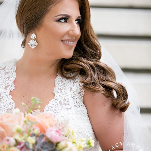 Britny - Bridal Portraits at Meyerson Symphony Center