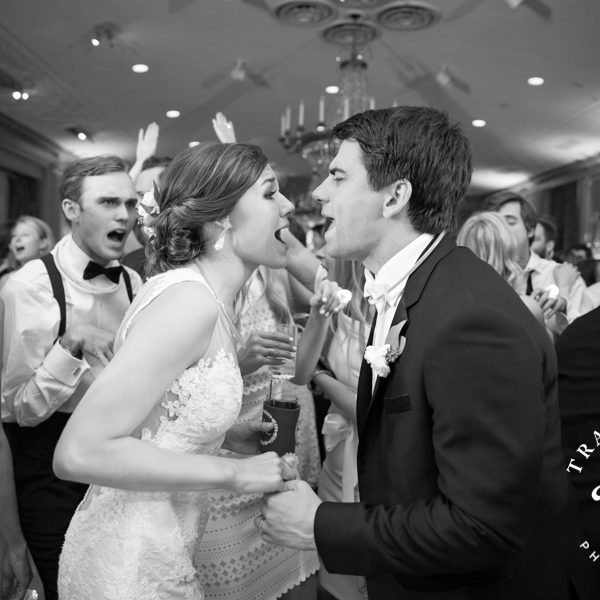 Leigh & Evan - Wedding Reception at Fort Worth Club