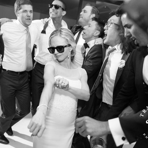 Allison & Allen - Wedding Reception at The Modern Art Museum