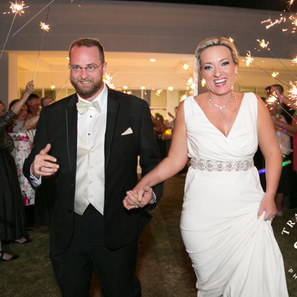 Jennifer & Stephen - Wedding Reception at La Cantera Resort