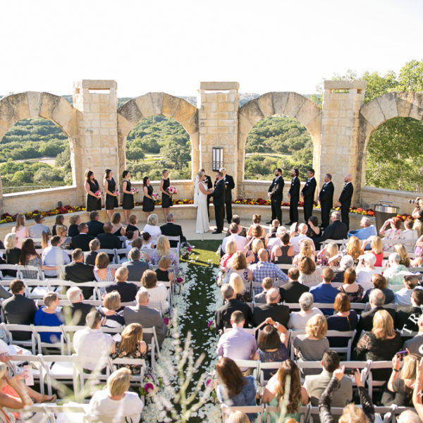 Jennifer & Stephen - Wedding Ceremony at La Cantera Resort