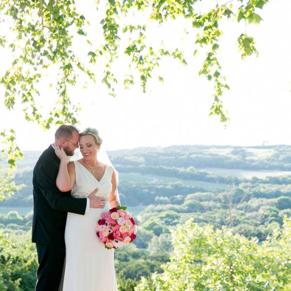 Jennifer & Stephen - Wedding Portraits at La Cantera Resort