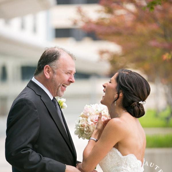 Liz & Thomas - Wedding Ceremony & Reception at Omni Hotel