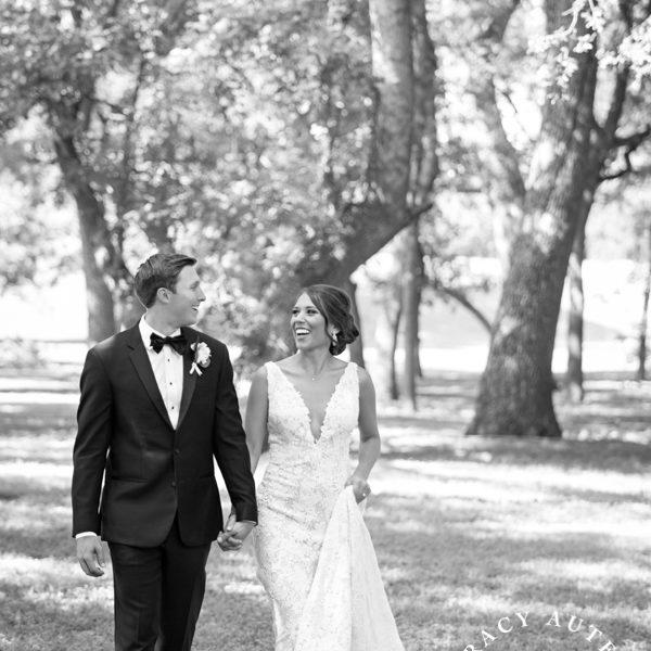 Bethany & Tyler - Wedding First Look and Wedding Party Portraits