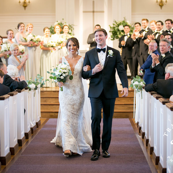 Bethany & Tyler - Wedding Ceremony at Robert Carr Chapel
