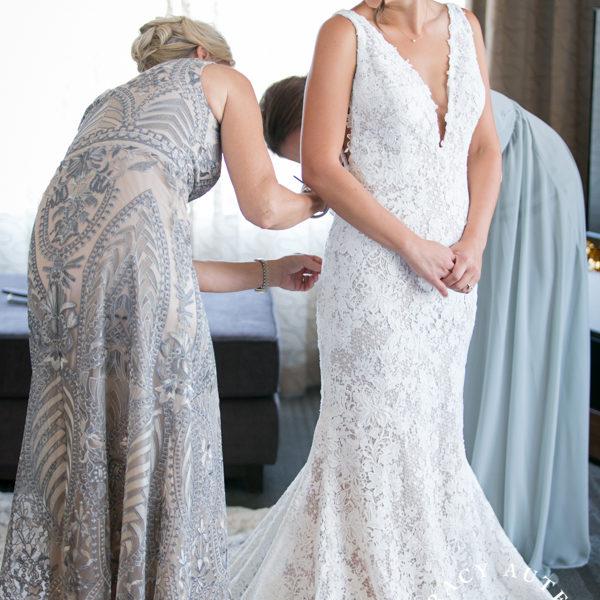 Bethany & Tyler - Wedding Preperations at Renaissance Worthington Hotel