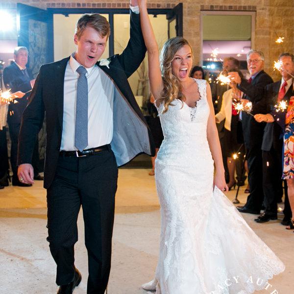 Kristin & Michael - Wedding Reception at Dove Ridge Vineyard