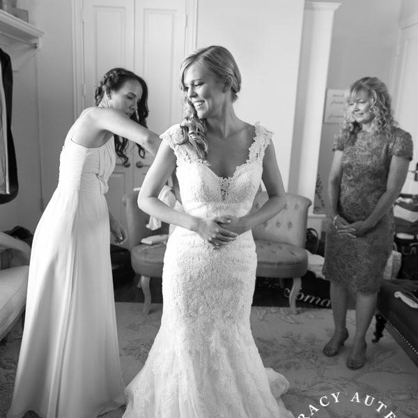 Kristin & Michael - Wedding Preparations at Dove Ridge Vineyard