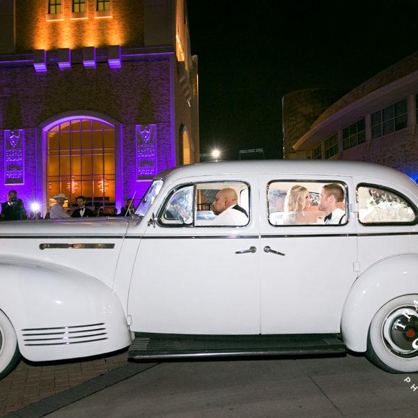 Kyndall & Cole - Wedding Reception at TCU Champions Club
