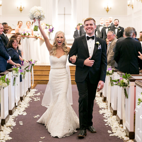 Kyndall & Cole - Wedding Ceremony at Robert Carr Chapel