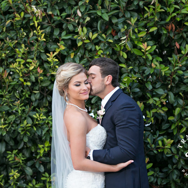 Brooklyn & Eric - Wedding Reception at Bass Hall - Van Cliburn