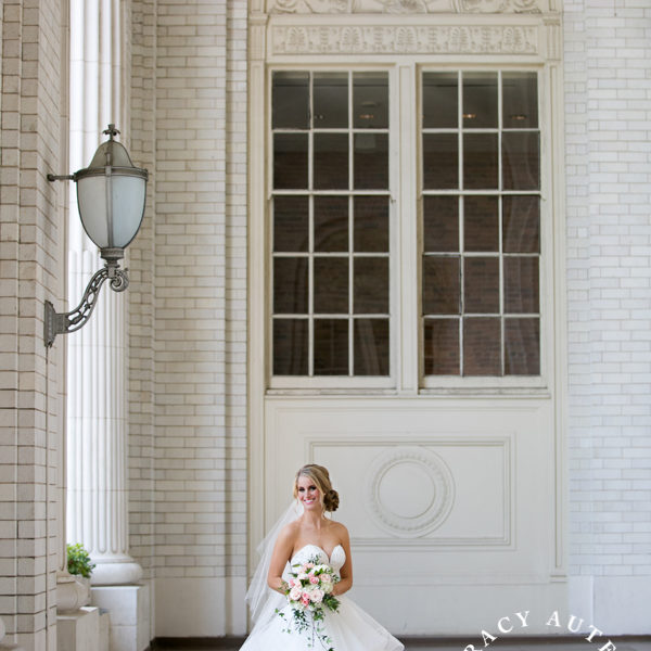 Amy - Bridal Portrait at Union Station