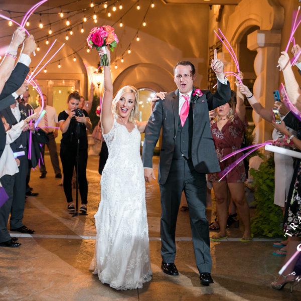 Katie & Allen - Wedding Reception & Portraits at Piazza in the Village