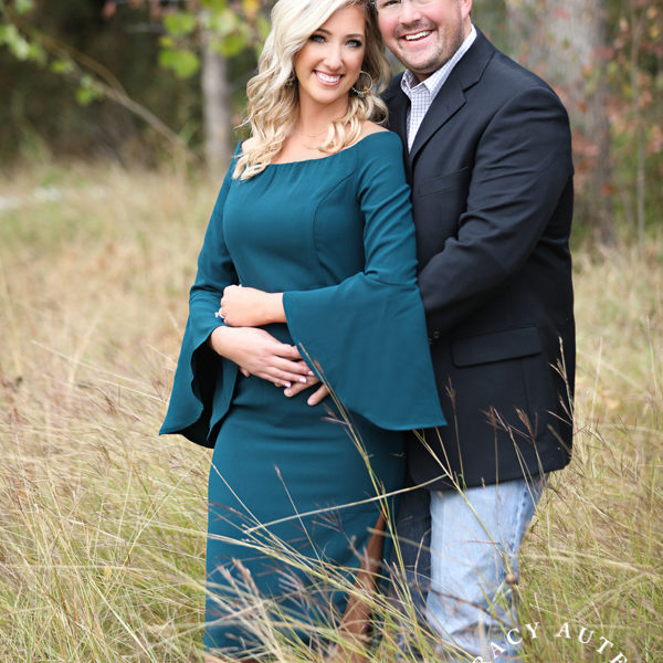 Ashley & Josh - Engagement Portraits at Fort Worth Park
