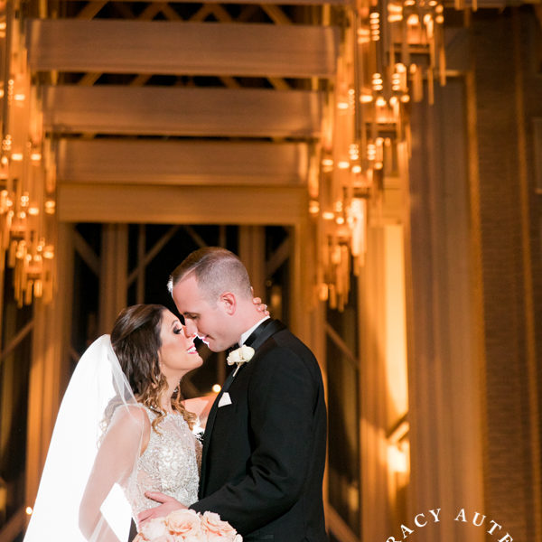 Morgan & Todd - Wedding Reception at Fort Worth Club