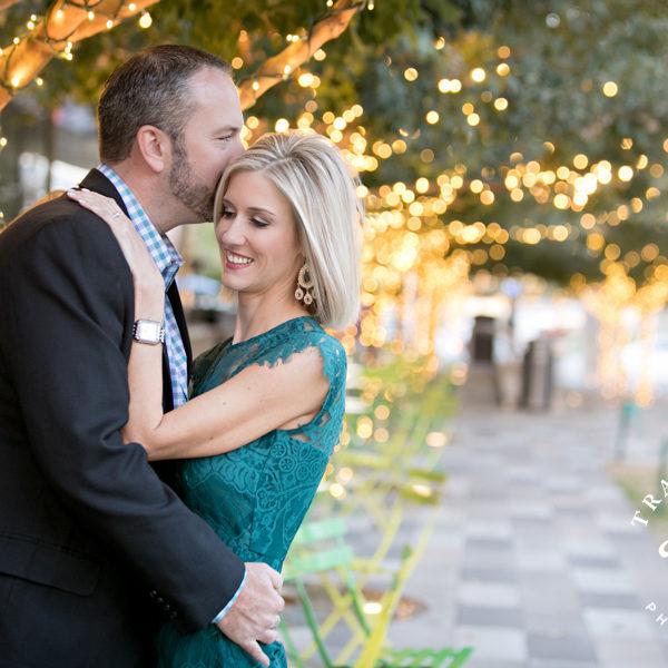 Ashley & Jim - Engagement Portraits at Dallas Arboretum & Klyde Warren Park