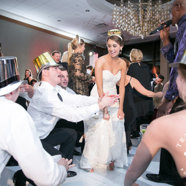 Mary Katherine & Wes - Wedding Reception at Shady Oaks Country Club