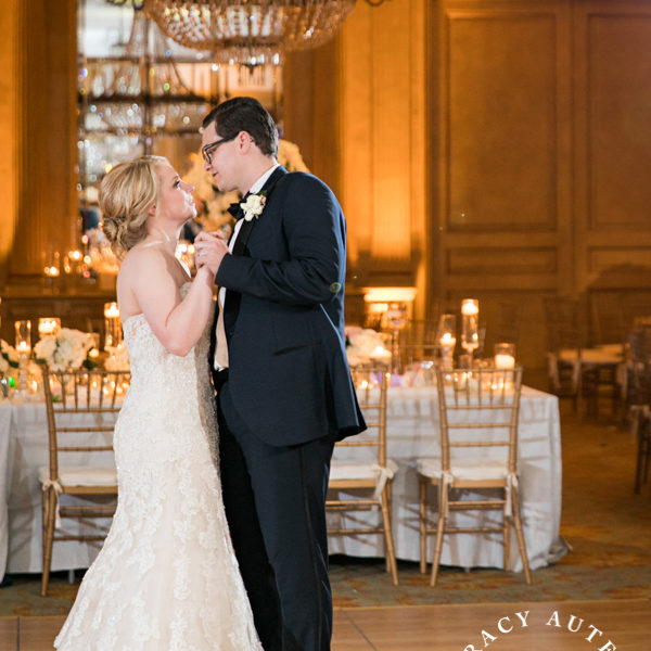 Melissa & Doug - Wedding Reception at Fort Worth Club
