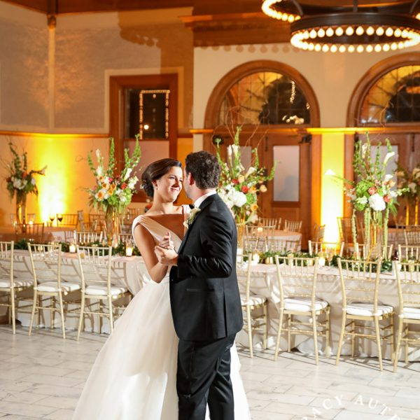 Laura Leigh & Toby - Wedding Reception at Ashton Depot