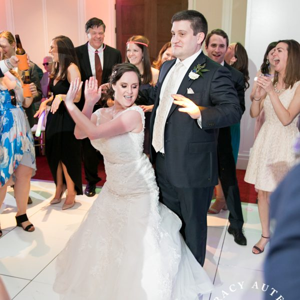 Laura & Dave - Wedding Reception at the George W. Bush Presidential Center