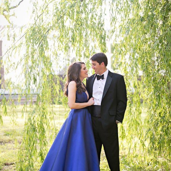 Katherine & Ben - Engagement Portraits at Fort Worth Trinity Trails