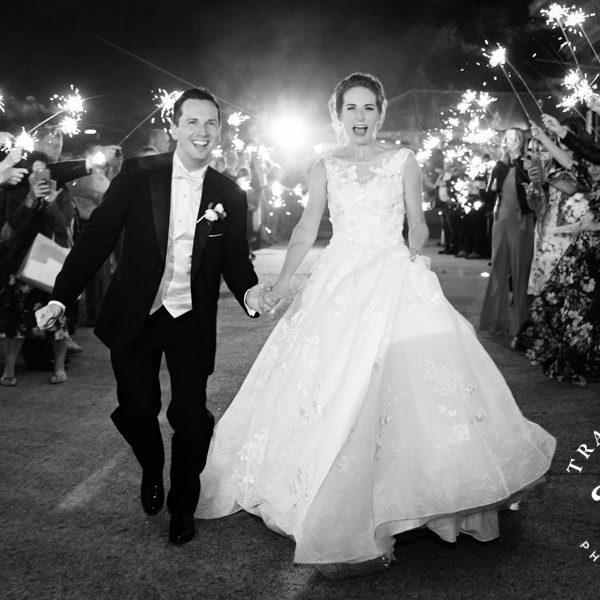 Christy & Mark - Wedding Reception at Ashton Depot