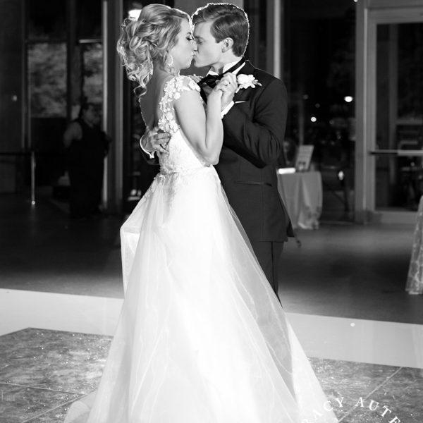 Callie & Ryan - Wedding Reception at The Modern Art Museum
