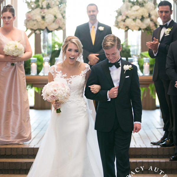 Callie & Ryan - Wedding Preparations & Ceremony in Fort Worth