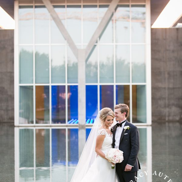 Callie & Ryan - Wedding Portraits at Marty Leonard Chapel & The Modern