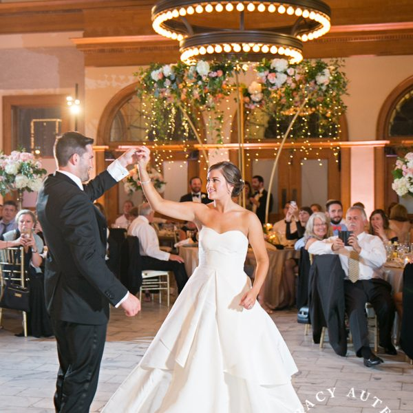 Allison & Michael - Wedding Reception at The Ashton Depot