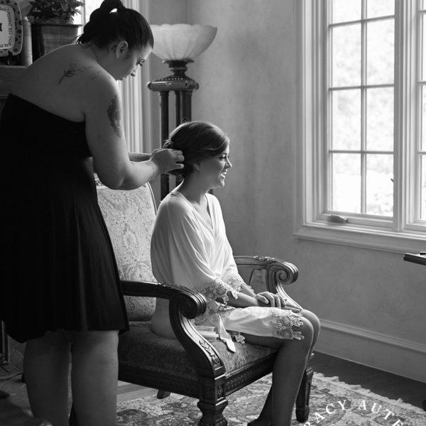 Allison & Michael - Wedding Preparations