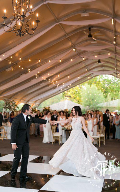 Ragan & Alex - Fort Worth Zoo Wedding Reception at The Reserve