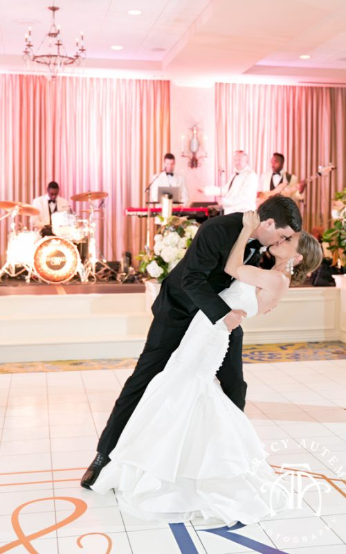 Lauren & Richard - Wedding Reception at Rivercrest Country Club