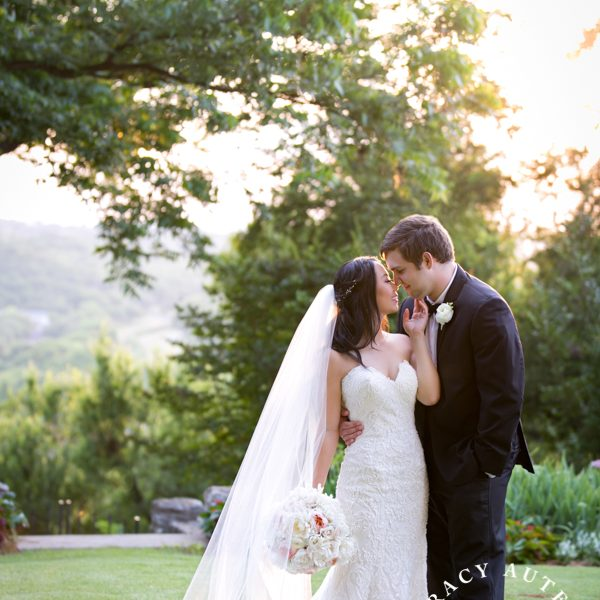 Stephanie & Connor - Wedding Reception at River Crest Country Club