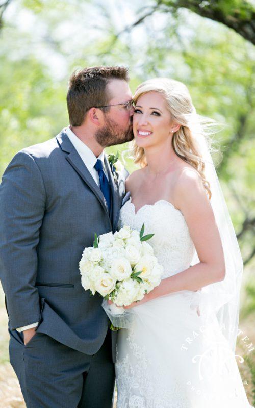 Ashley & Josh - Wedding Ceremony at Holly Redeemer Catholic Church