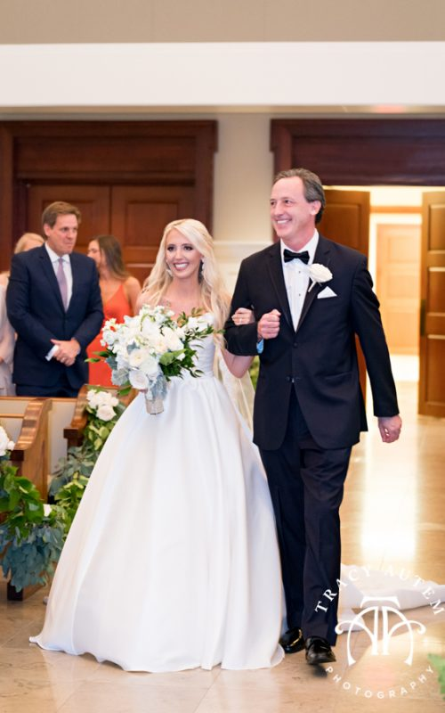 Hayley & David - Wedding Ceremony at Prestonwood Baptist Church Chapel