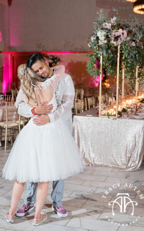 Ashlea & Mark - Wedding Reception at Ashton Depot