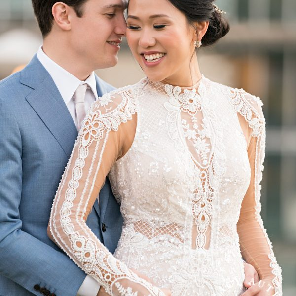 Tran & Adam - Wedding Reception at The Modern Art Museum