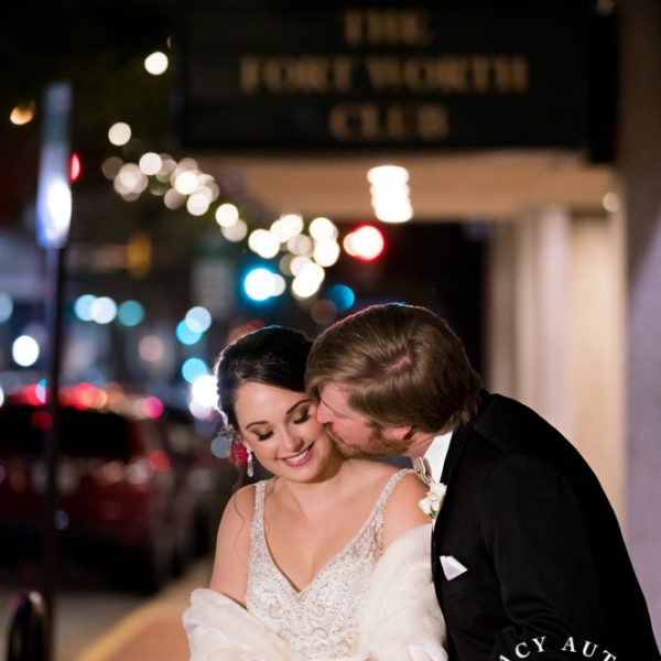 Amy & Casey - Wedding Reception at Fort Worth Club